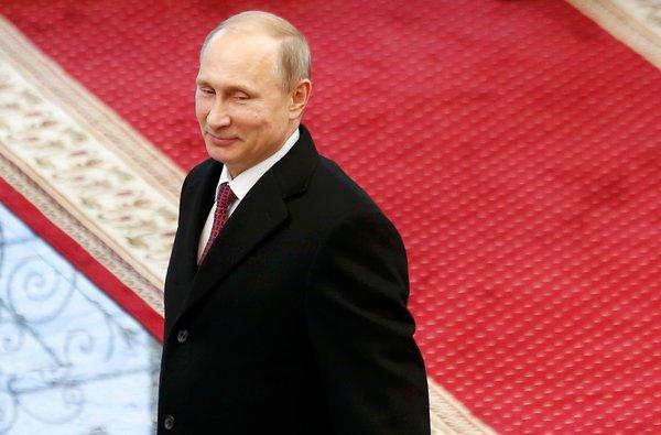 Cuộc chiến cân não về Ukraine: Putin đã thắng - 2
