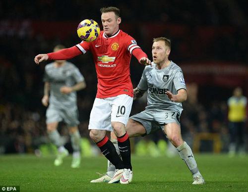 MU: Van Gaal đang làm hại Rooney - 1