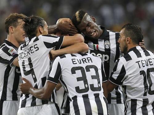 Serie A trước vòng 23: Dậy mà đi! - 1