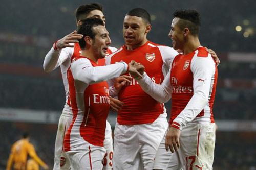 Trước V5 FA Cup: Tham vọng của Arsenal, MU - 2