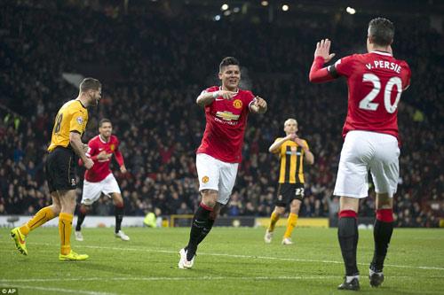 Trước V5 FA Cup: Tham vọng của Arsenal, MU - 1