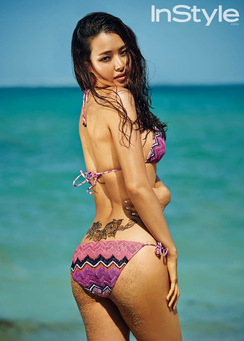 Cựu hoa hậu Hàn Quốc mát xa khỏa thân để giữ nhan sắc - 6