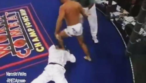 Võ sĩ & những pha chơi xấu nhất lịch sử MMA - 1