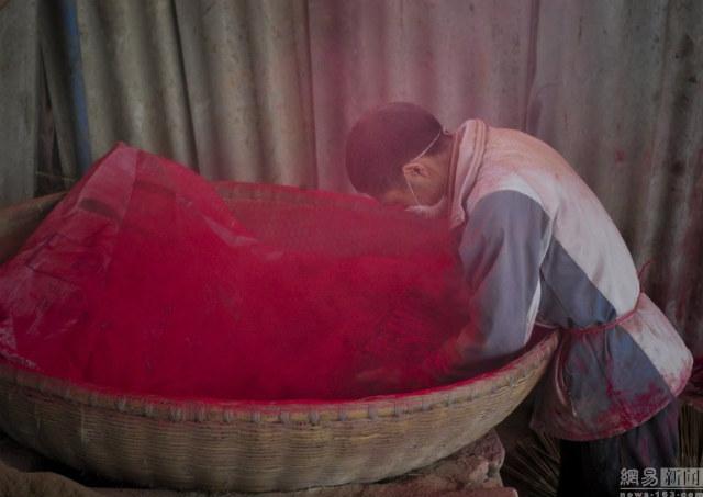 Bên trong làng làm hương nổi tiếng Trung Quốc - 6