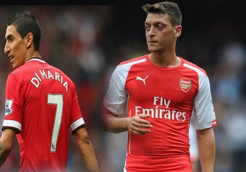 Oezil, Di Maria: Thất bại cũng bởi Premier League - 2