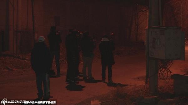 Quý tử của Thành Long ra tù giữa đêm - 5
