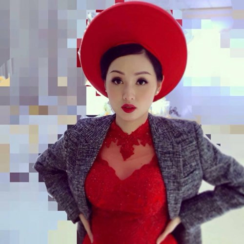 """4 """"mẹ bầu"""" xinh đẹp nhất showbiz Việt - 3"""