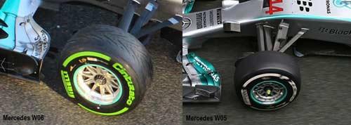 F1 2015 có gì mới: Vành bánh xe mới mà cũ (P4) - 2