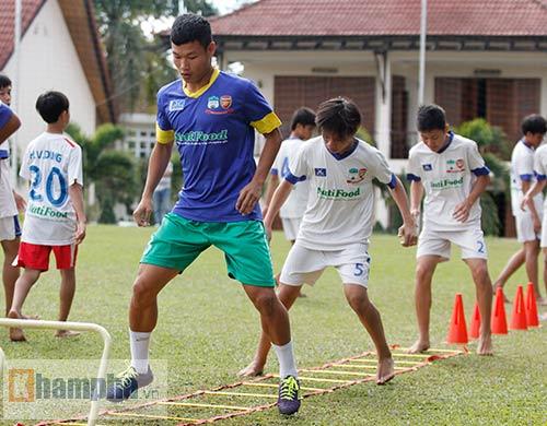 HAGL: Nỗi niềm trung vệ số một của U19 Việt Nam - 2