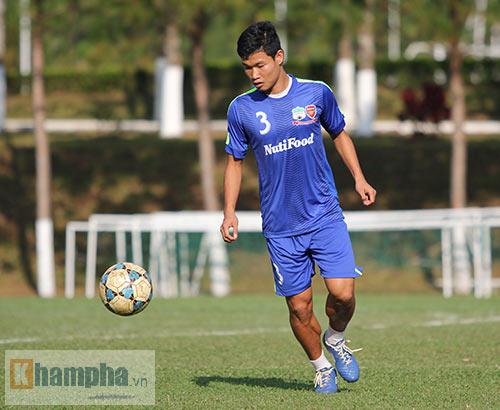 HAGL: Nỗi niềm trung vệ số một của U19 Việt Nam - 7