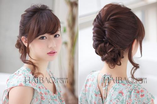 Chị em Nhật Bản gợi ý 9 kiểu tóc đẹp du xuân - 2
