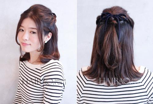 Chị em Nhật Bản gợi ý 9 kiểu tóc đẹp du xuân - 1