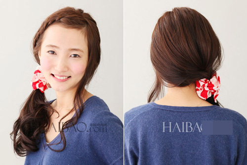 Chị em Nhật Bản gợi ý 9 kiểu tóc đẹp du xuân - 3