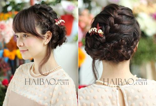 Chị em Nhật Bản gợi ý 9 kiểu tóc đẹp du xuân - 5