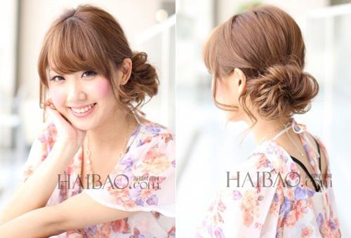 Chị em Nhật Bản gợi ý 9 kiểu tóc đẹp du xuân - 8