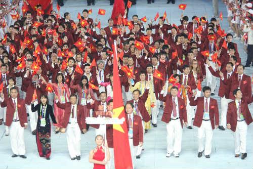 """Thể thao VN: """"Nóng"""" từ SEA Games tới vòng loại Olympic - 1"""