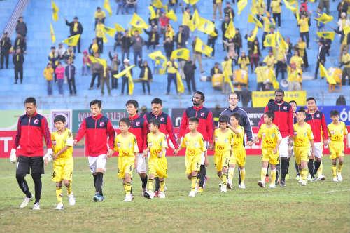 Tết Việt rất riêng của ngoại binh ở V-League - 1