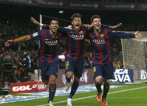 Real & Barca: Phép tính hoán vị - 2