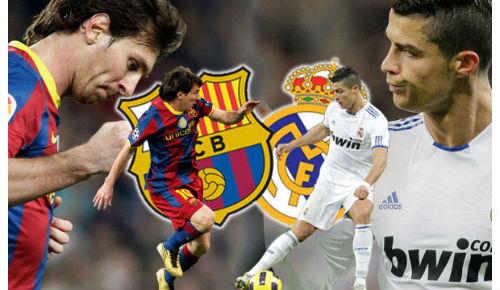 Real & Barca: Phép tính hoán vị - 1