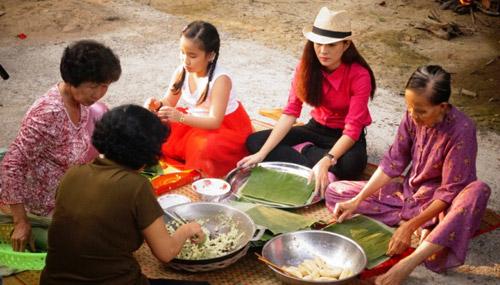 Diễn viên Thùy Trang háo hức về quê ăn Tết - 5