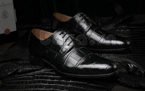 Tạo phong cách lịch lãm với giầy nam công sở Baza - 10