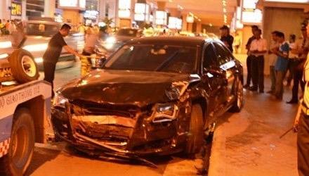 Xe Audi đón Hà Hồ gây họa, một nạn nhân tử vong - 1