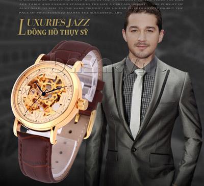 Xem phong cách đồng hồ của nam doanh nhân - 1