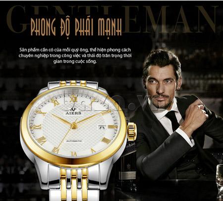 Xem phong cách đồng hồ của nam doanh nhân - 10