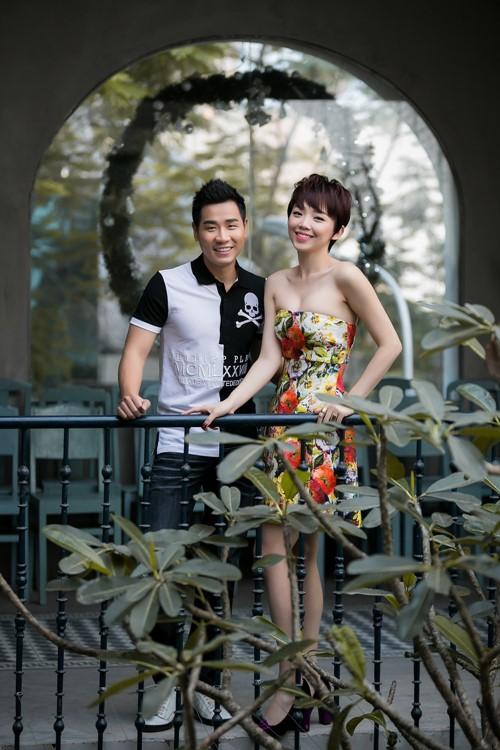 Nguyên Khang hẹn hò Tóc Tiên ngày Valentine - 1