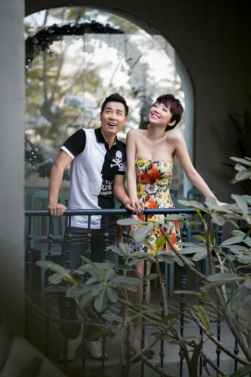 Nguyên Khang hẹn hò Tóc Tiên ngày Valentine - 3