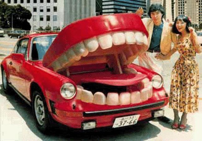 """Phì cười với những chiếc xe """"siêu độc"""" - 8"""