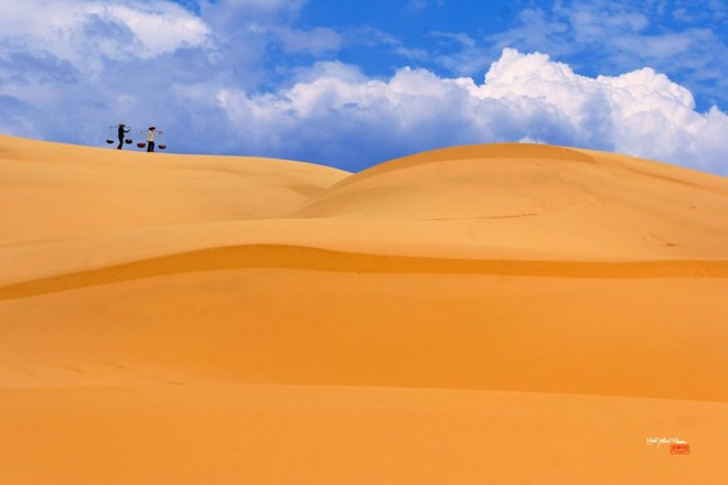 Ba đồi cát đẹp nhất miền Trung - 1