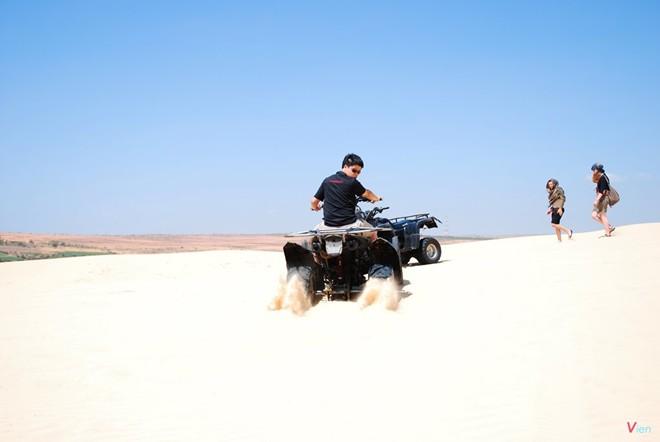 Ba đồi cát đẹp nhất miền Trung - 7