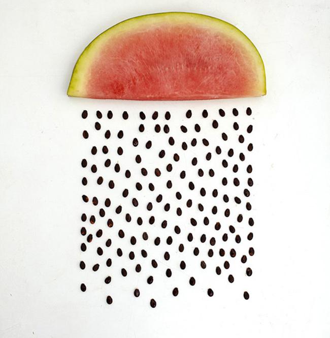 Bộ ảnh độc đáo về rau củ quả - 4