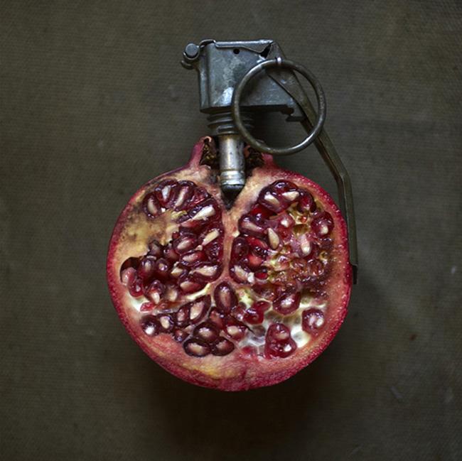 Những tạo hình độc đáo của rau củ quả - 6