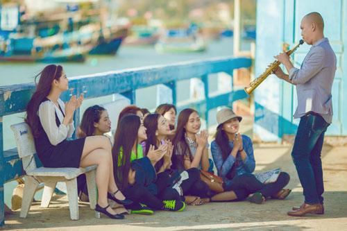 Minh Tâm  Bùi tung trailer cực nóng cho MV đầu năm - 12