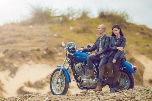 Minh Tâm  Bùi tung trailer cực nóng cho MV đầu năm - 3