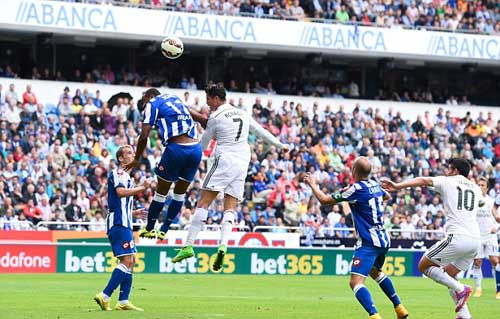 Real – Deportivo: Xua tan mây mù - 2