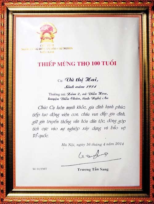 Hơn 100 cái Tết của cặp vợ chồng cao tuổi nhất châu Á - 2