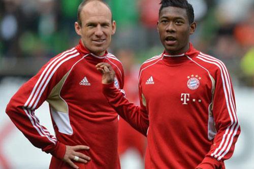 """Bayern - Hamburger: """"Hùm"""" vừa thức giấc - 1"""
