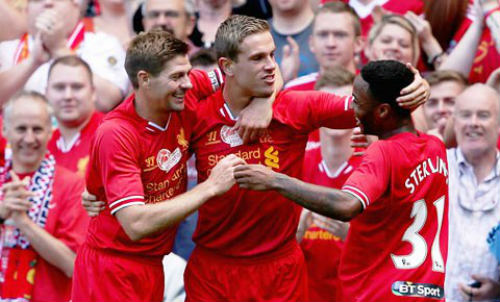 Crystal Palace – Liverpool: Đá vì Gerrard - 1