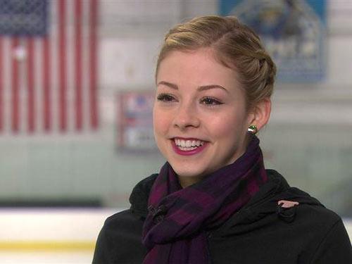 """Vẻ đẹp thơ ngây của """"Công chúa trượt băng tuổi teen"""" - 7"""