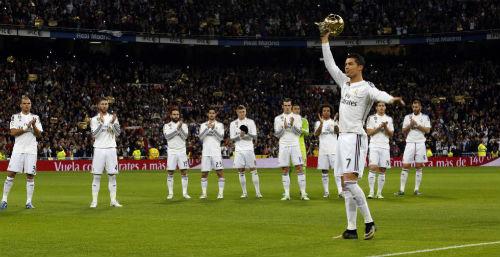 Ronaldo: Ngày trở lại Bernabeu không màu hồng - 1