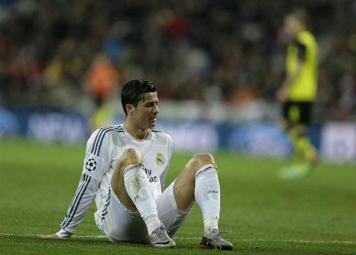 Ronaldo: Ngày trở lại Bernabeu không màu hồng - 2