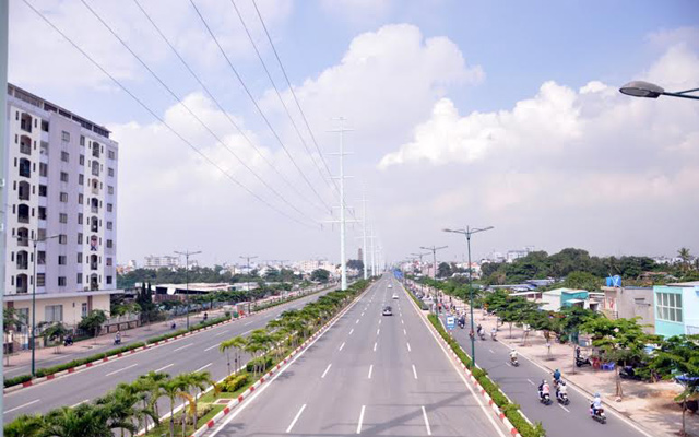Thông xe thêm 4,2km đường nội đô đẹp nhất Sài Gòn - 1