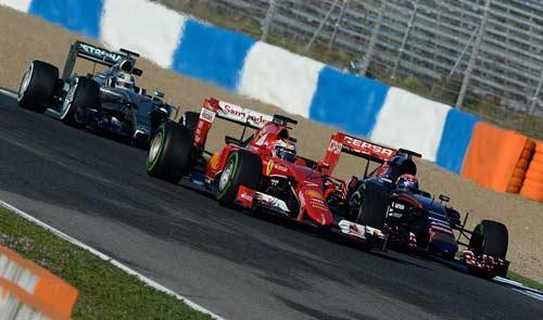 F1 2015 có gì mới: Lốp Pirelli vẫn là dấu hỏi (P5) - 1