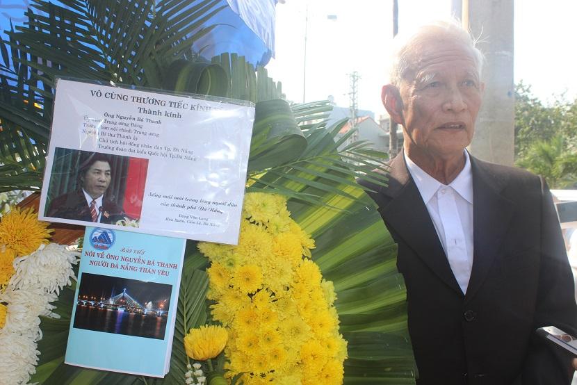 Nghẹn ngào lễ viếng ông Nguyễn Bá Thanh - 7