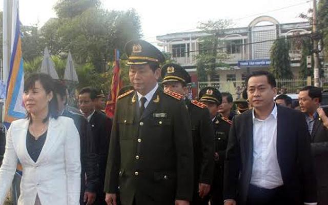 Nghẹn ngào lễ viếng ông Nguyễn Bá Thanh - 5