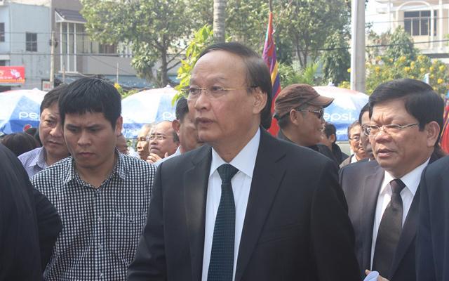 Nghẹn ngào lễ viếng ông Nguyễn Bá Thanh - 4