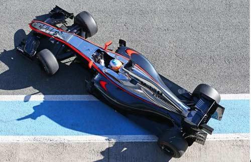 F1: Năm dê nói chuyện ngựa... xe - 3